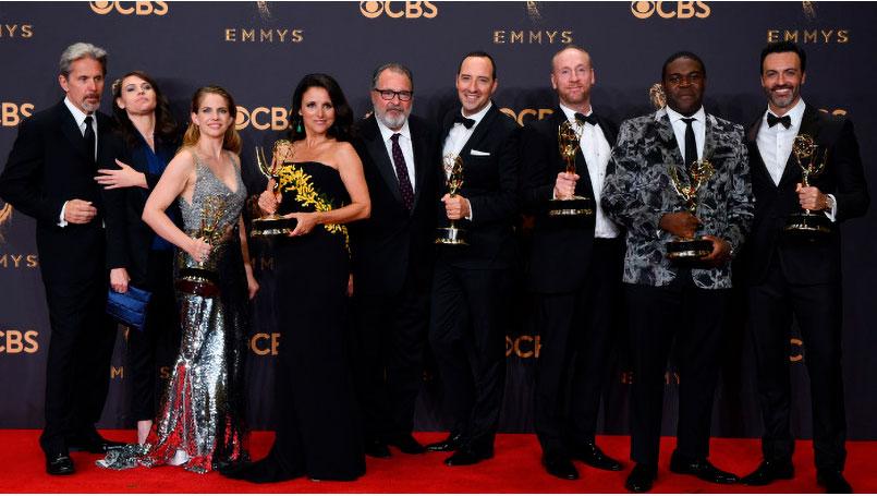 Телетрансляция награждения призами американской телеакадемии Эмми 2019